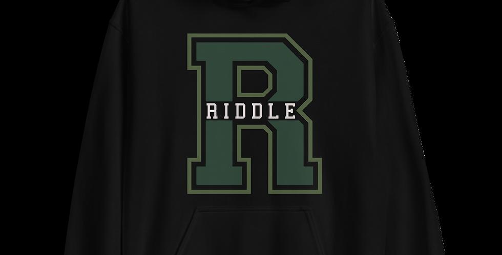 Riddle Varsity Hoodies