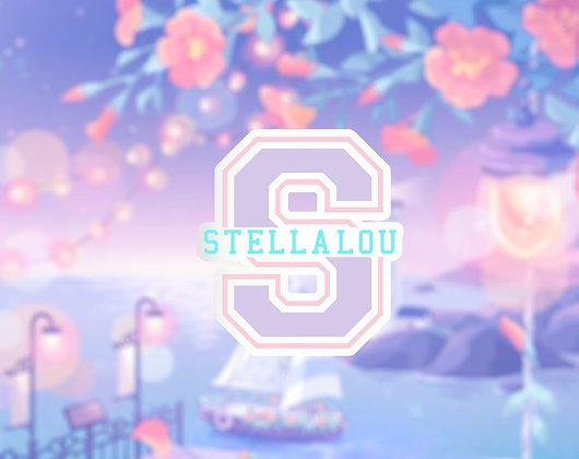 JUMBO Stellalou Sticker