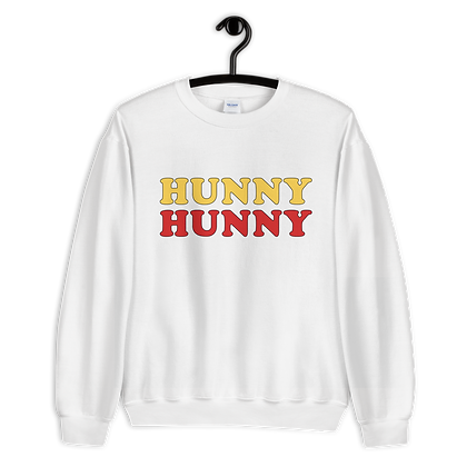 Hunny Hunny Crewneck Sweater