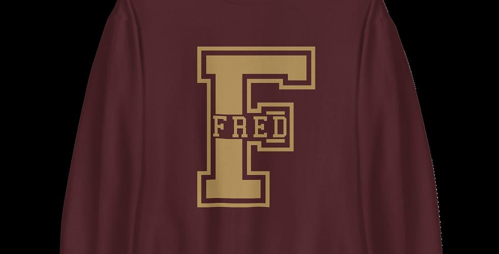Fred Varsity - Crewnecks
