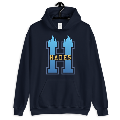 Hades Varsity Hoodie (Pick Your Color)