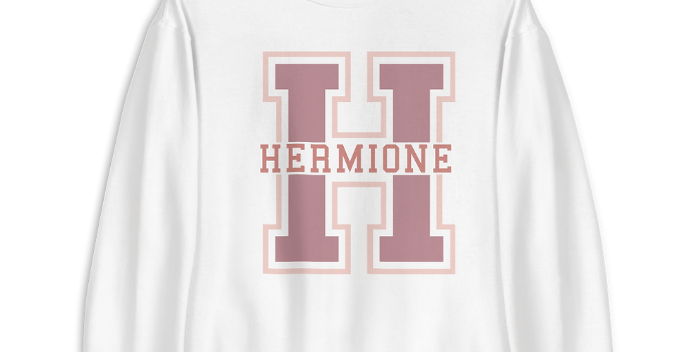 Hermione  Varsity - Crewnecks