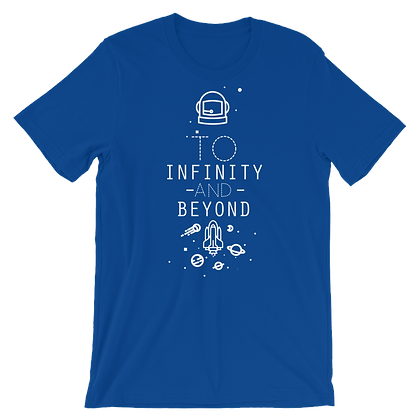 Infinity Tees (Choose Your Colors)