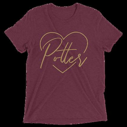 Potter Heart - Tee