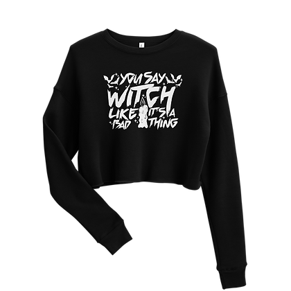 You Say Witch (Choose your Color)