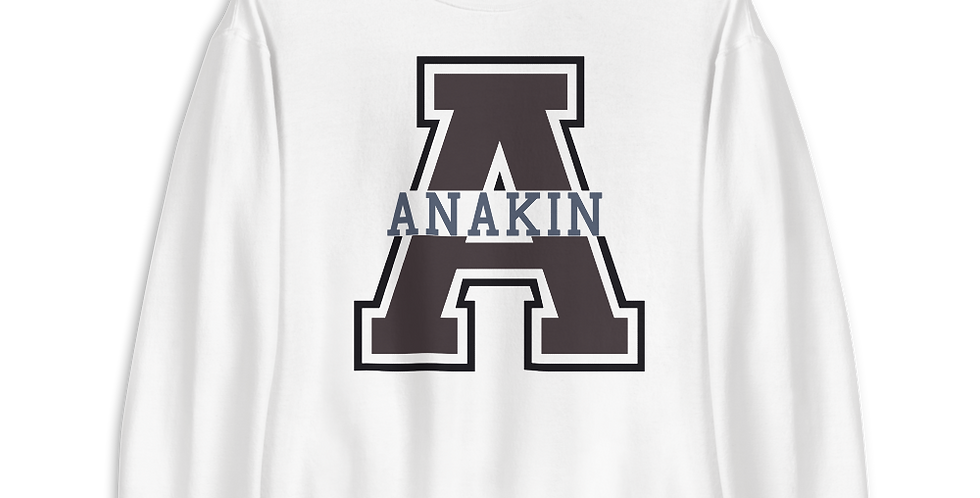 Anakin Varsity - Crewneck