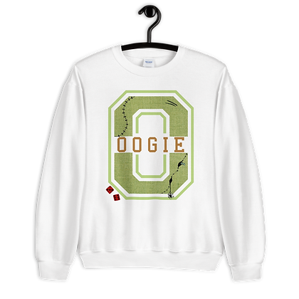 Oogie Varsity Crewneck (Choose Your Color)