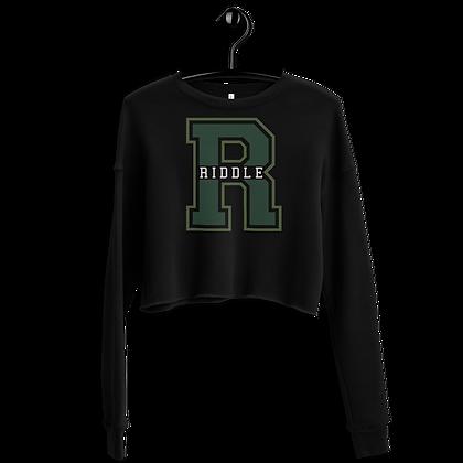 Riddle - Cropped Sweatshirt