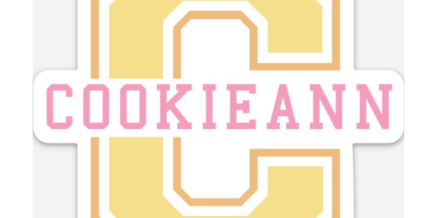 CookieAnn Sticker