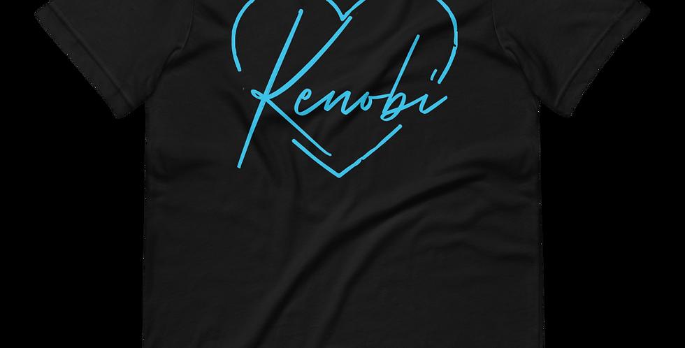 Kenobi Heart - Tee