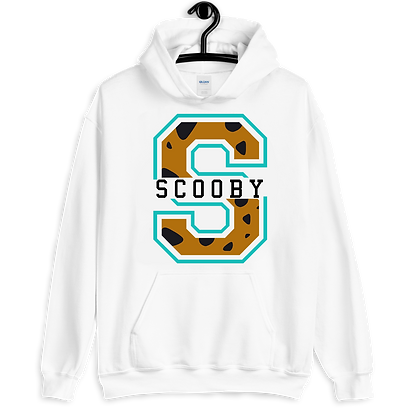 Scooby & Friends Varsity Hoodies