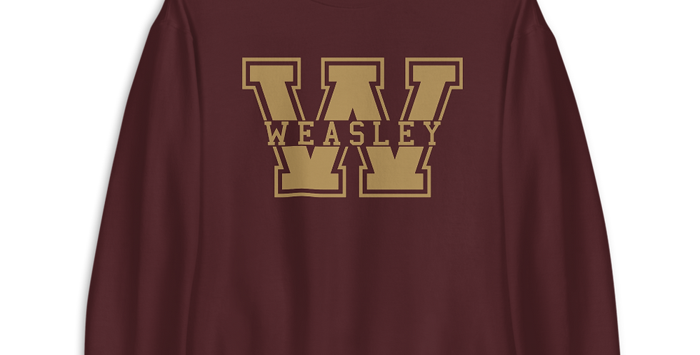 Weasley Varsity - Crewnecks