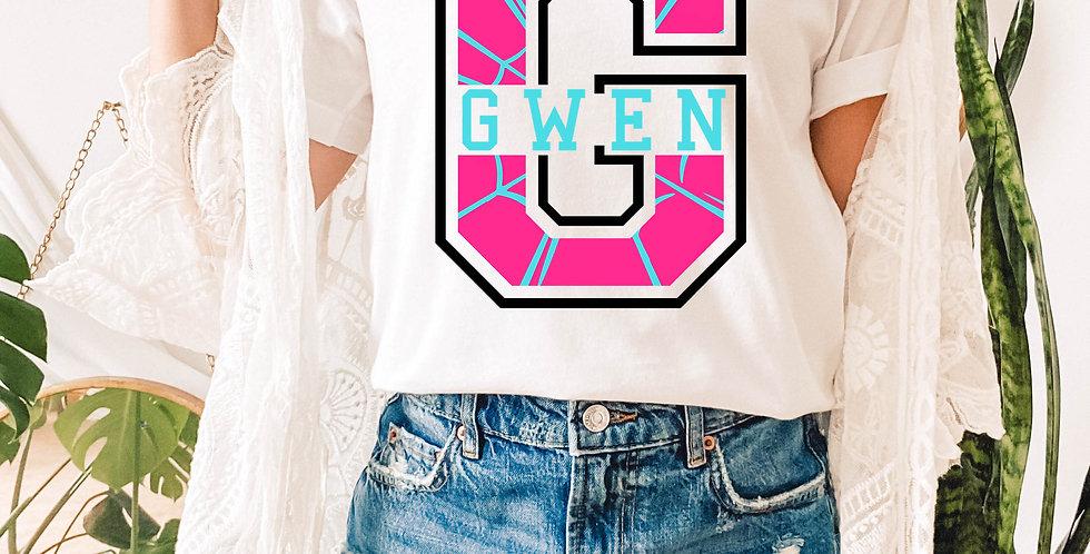 Gwen Varsity - Tees