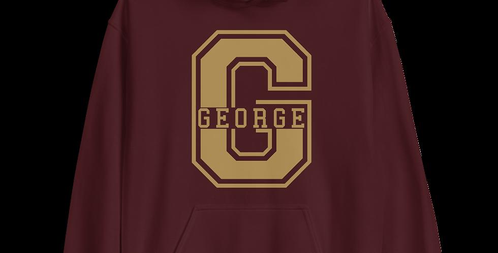 George  Varsity Hoodies