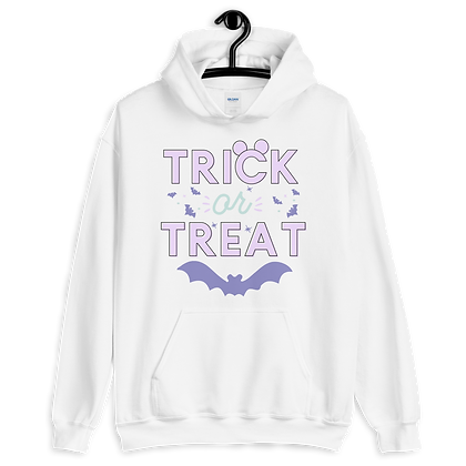 Limited Trick Or Treat Hoodie (Choose Your Color)