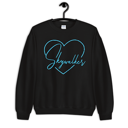 Skywalker Heart - Crewneck