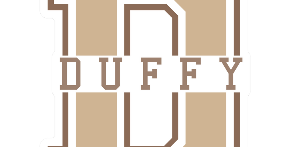 Duf & Friends Pack Stickers