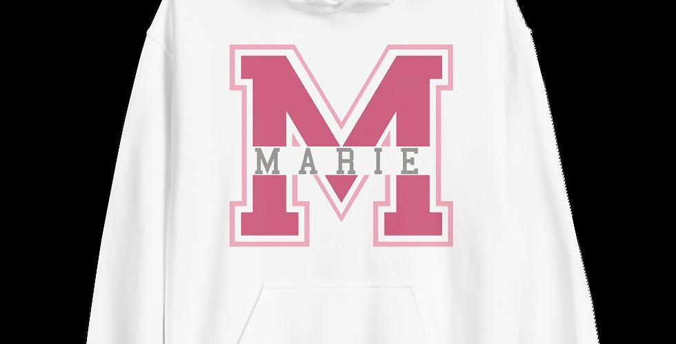 Marie Varsity Hoodies