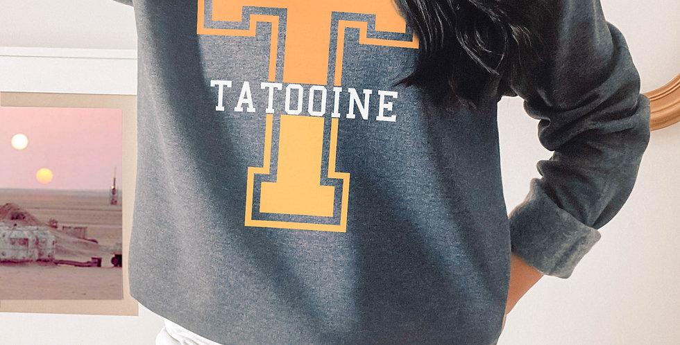 Tatoone Varsity - Crewneck