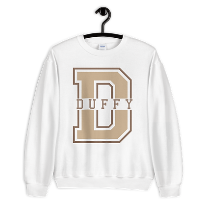 Duffy & Friends Varsity Crewnecks