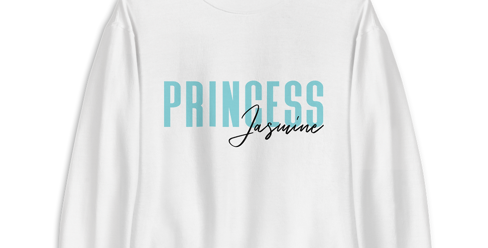 Princess Crewnecks
