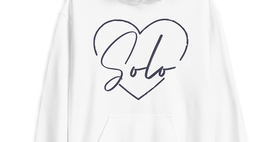 Solo Heart - Hoodie