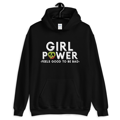 Girl Power Evil Queen Hoodie ( Choose Your Color)