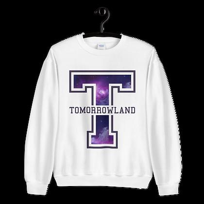 Tomorrowland Varsity Crewneck Tomorrowland Varsity Tee (choose your color)