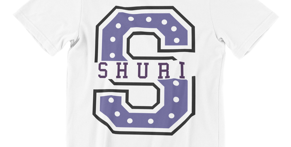 Shuri Varsity - Tees