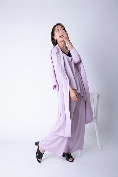 Washable Silk Long gown