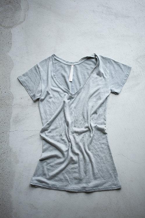 Cashmere V neck T-shirts