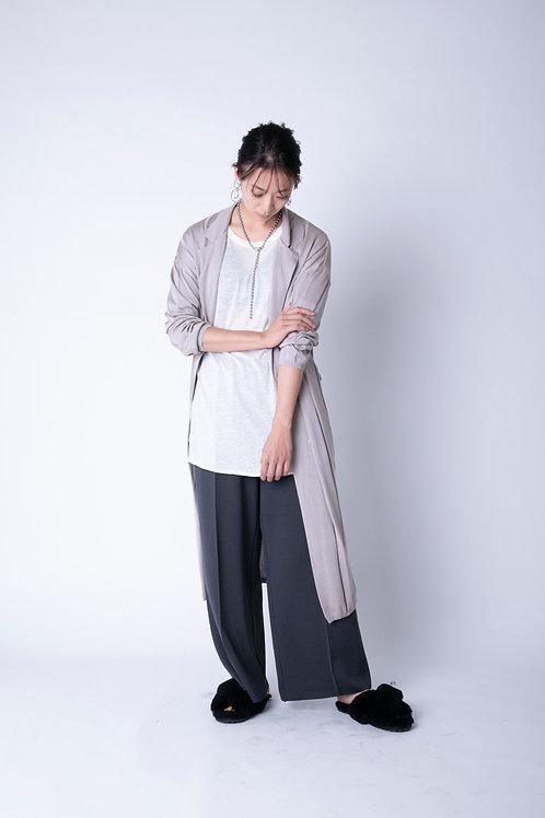 Washable Silk Center Line Pants