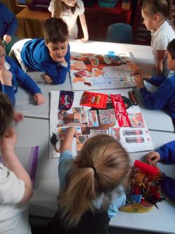 Kids enjoying our workshop!