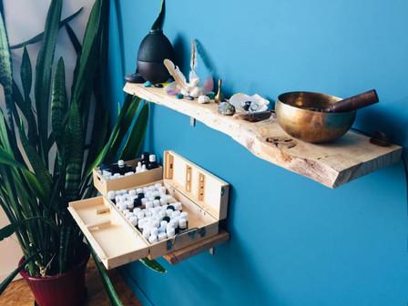 Cabinet de soin aromatherapie energetique accompagnement psychologie