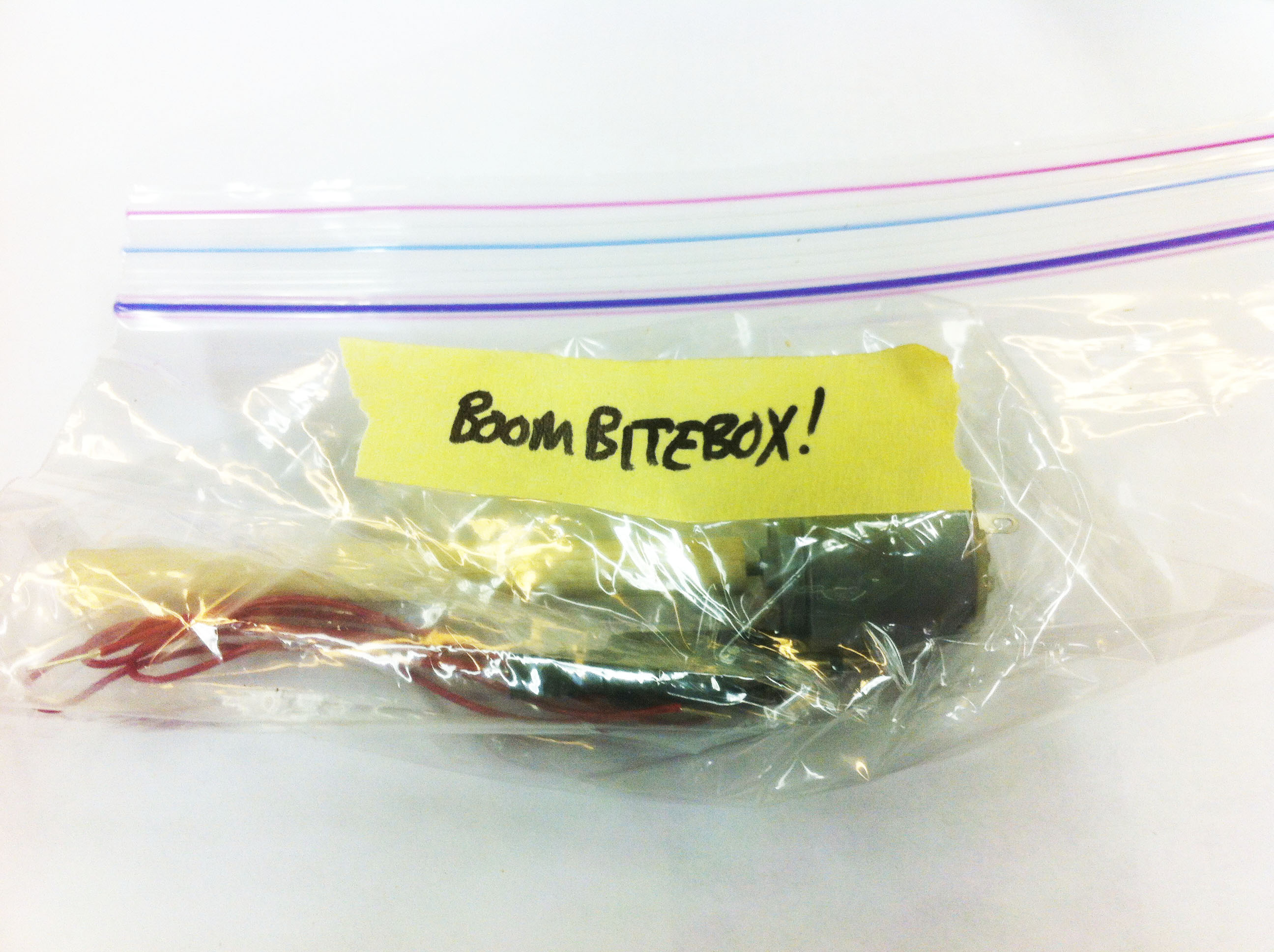 Boom Bite Box
