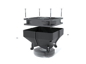 CPU Cooling Adapter