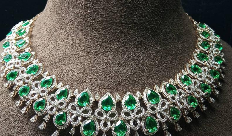 bridal diamond set