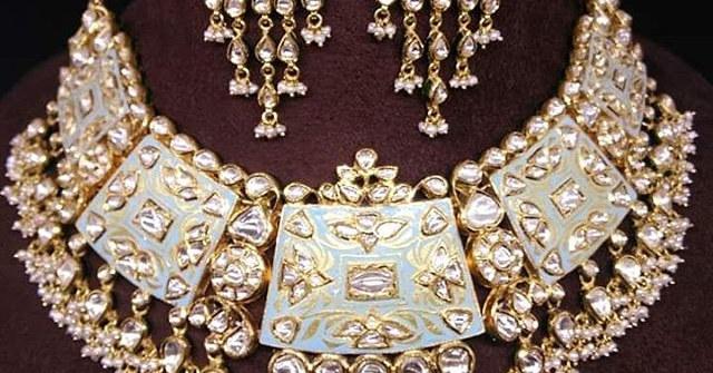 jadau diamond set
