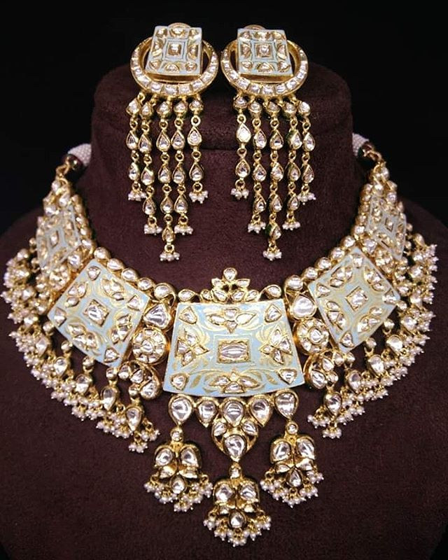 jadau diamond set