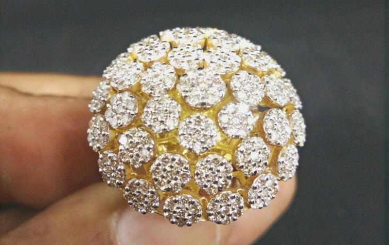 diamond ring - orbit