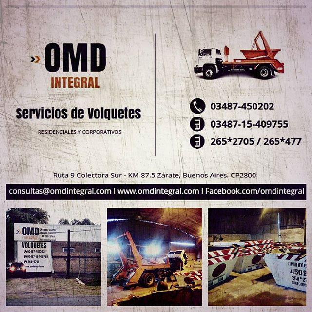 Volquete Zarate OMD 03487-450202