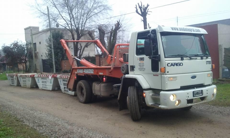 Volquete Zarate OMD Integral 450202