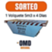 Sorteo Volquetes Zarate OMD Integral
