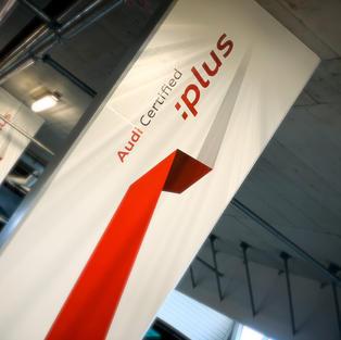 Certified Plus Pre-owned Audi