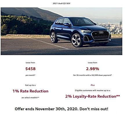 2021 Q5 Nov Sale Lease