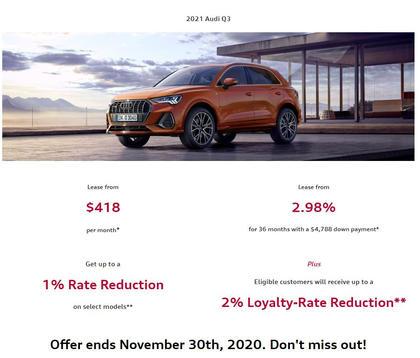 2021 Q3 Nov Sale Lease