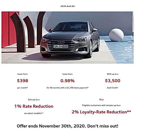 2020 A4 Nov Sale Lease