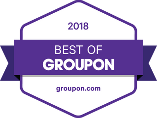 Awarded Best of Groupon Chiropractic