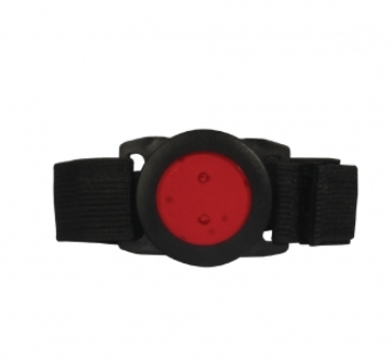 SAFETY LIGHT WITH BAND