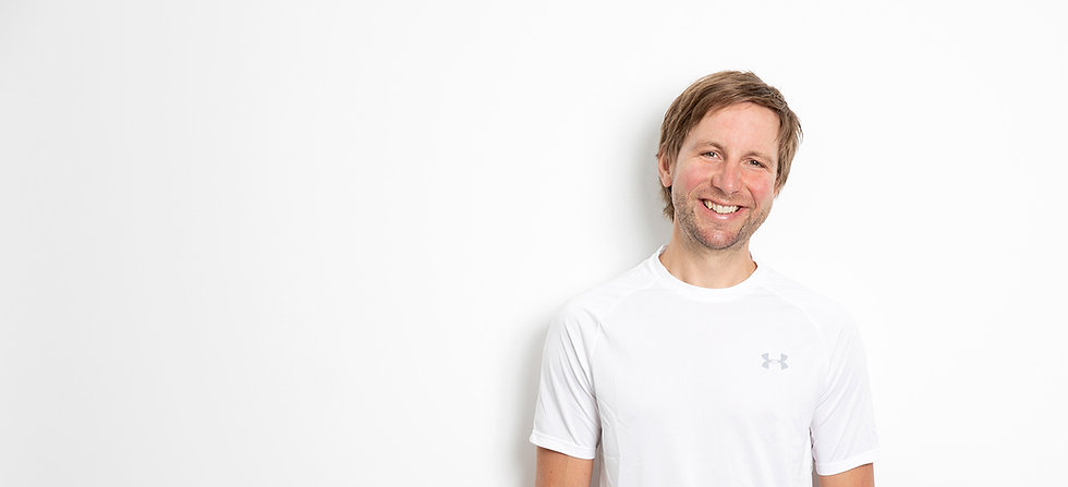 Physiotherapeut in Innsbruck - Mike Männer im Portrait